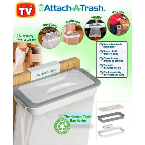 Attach-A-Trash - Држач за ќеса на отпадоци