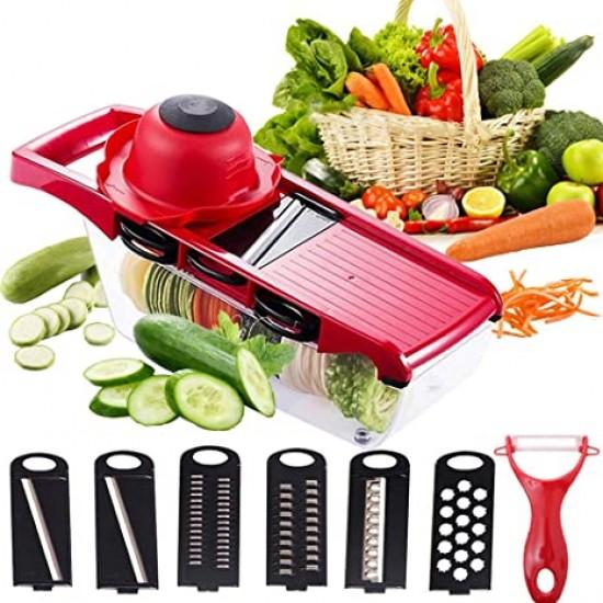 Супер сецко за овошје и зеленчук - 6во1