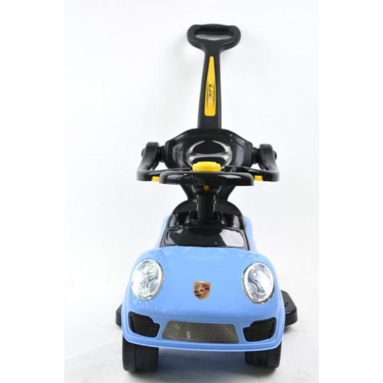 Автомобил со помошна рачка