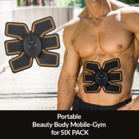 Beauty Body Mobile-Gym - Апарат за стомачни