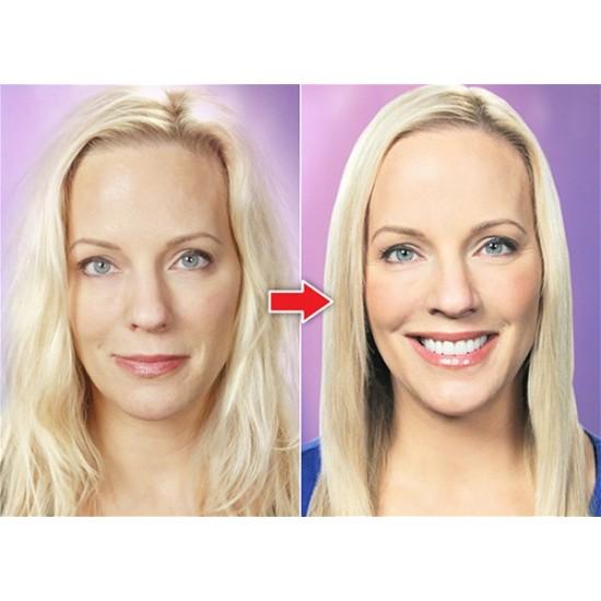 Simply Straight – Четка за обликување и измазнување на коса