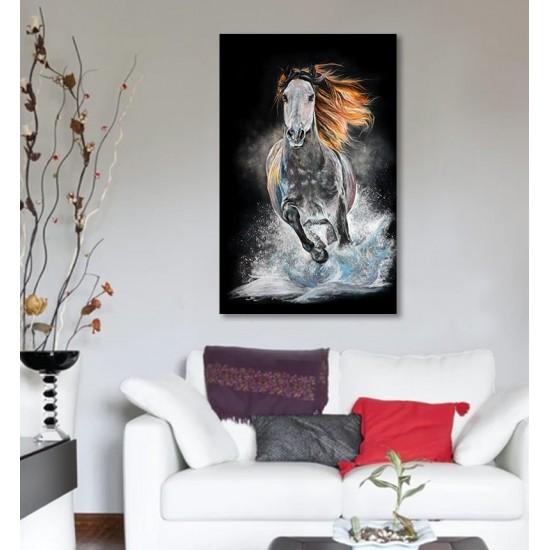 Слики на уметничко платно 1-делни (95x60)