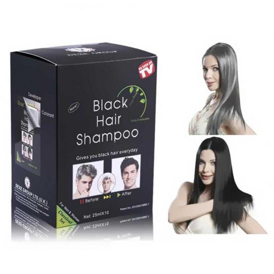 Black Hair Shampoo - шампон за бојадисување на коса